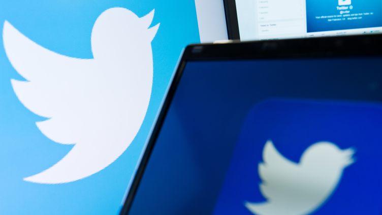 Suivi par 65 000 personnes, le compte Usernameforwat utiliseun programme informatique pour propulser des thèmes dans les tendances de Twitter. (LEON NEAL / AFP)
