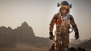 """""""Seul sur Mars"""" Ridley Scott, sortie le 21 octobre 2015 en France  (2015 Twentieth Century Fox)"""