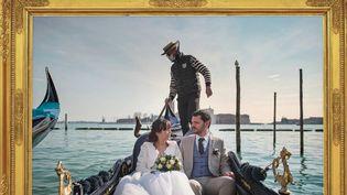 Cette semaine, le feuilleton du 13 Heures s'intéresse aux mariages. La ville de l'amour, Venise (Italie) est probablement l'endroit le plus romantique pour se dire oui. (France 2)