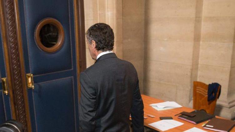 (Le procès de Jérôme Cahuzac reprendra le 5 septembre © maxPPP)
