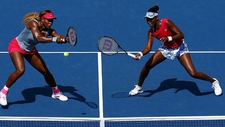 Serena et Venus Williams (ELSA / GETTY IMAGES NORTH AMERICA)