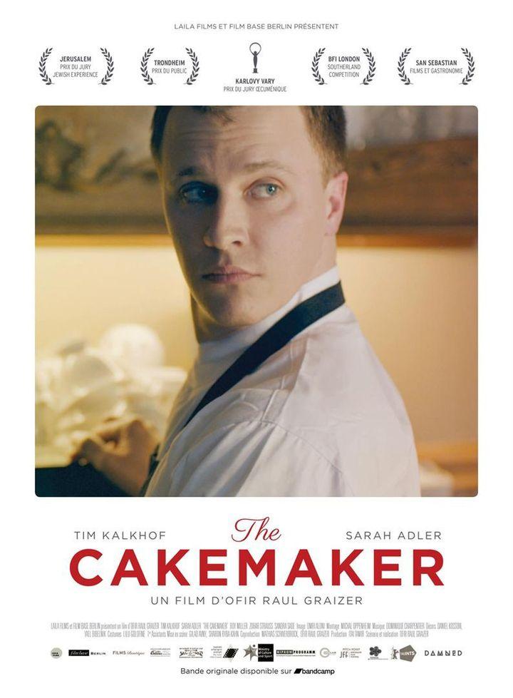 """""""The Cakemaker"""" : l'affiche française  (Damned Distribution)"""