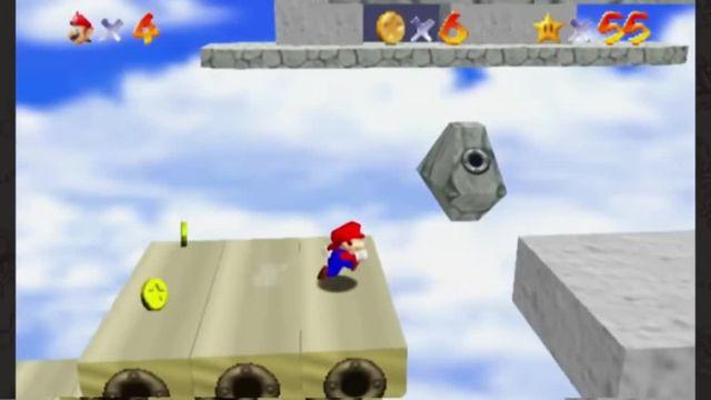 De 1985 à 2020, l'évolution du design de Super Mario