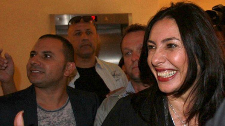 La ministre israélienne de la Culture Miri Regev le 19 juin 2015.  (Gil Cohen Magen / AFP)