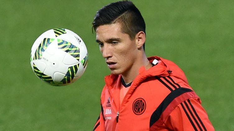 Le joueur argentin, Matias Kranevitter
