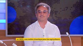 David Makowski, ingénieur agronome et directeur de recherche à l'Institut national de la recherche agronomique (Inra). (franceinfo)