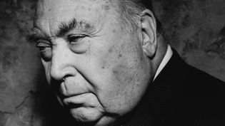 Jean-Maurice Rouquette en 2005  (David Balicki/Rencontres Internationales de la Photographie)