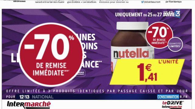 """Insolite : la """"promotion Nutella"""" est-elle légale ?"""
