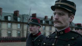 """Dans son dernier film, """"J'accuse"""", Roman Polanski signe un thriller sur fond d'espionnage qui raconte l'affaire Dreyfus. Un scandale majeur de la IIIe République. (FRANCE 3)"""