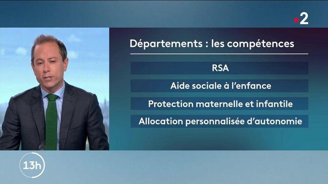 Élections : à quoi servent les départements ?