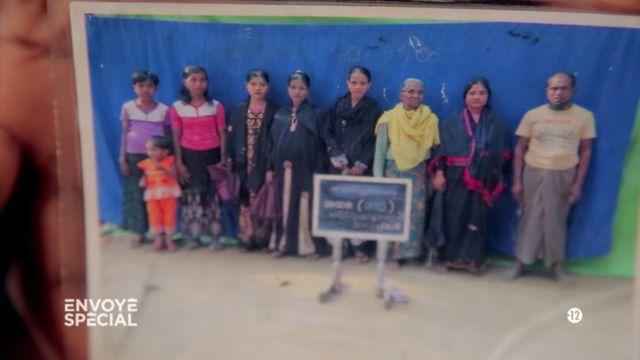 Envoyé spécial. Des réfugiés rohingyas racontent le pire massacre commis par l'armée birmane
