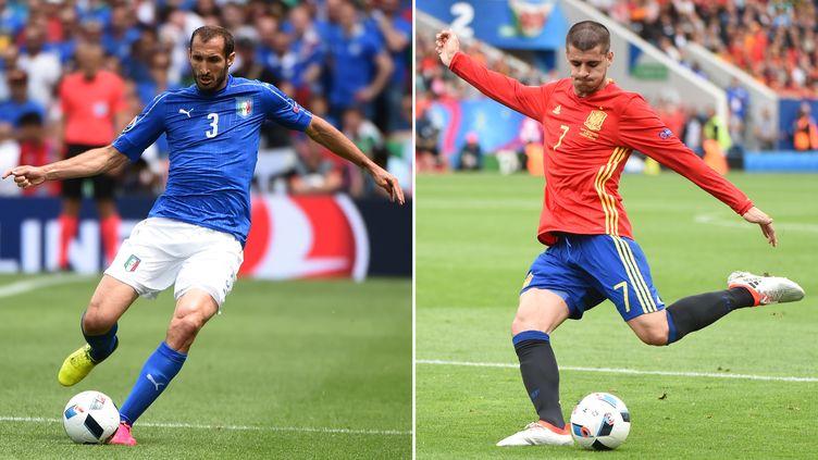 Italie - Espagne, à suivez en direct / live lundi à 18h00 sur Francetvsport