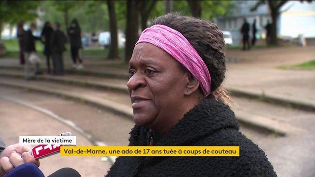 Val-de-Marne : le témoignage de la mère de la victime