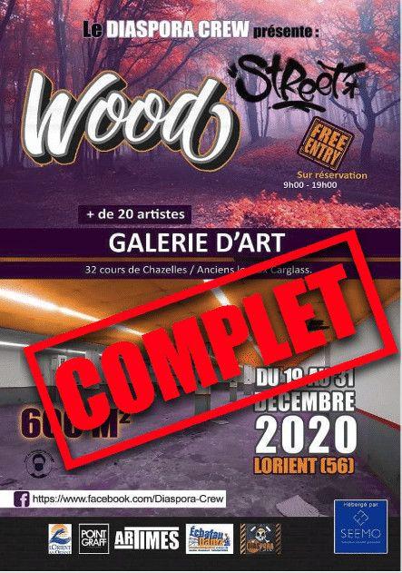 L'expo Wood street, victime de son succès (France Télévisions / Diaspora crew)