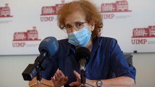 Margarita Del Val, virologue espagnole. (PEDRO PUENTE HOYOS / EFE)