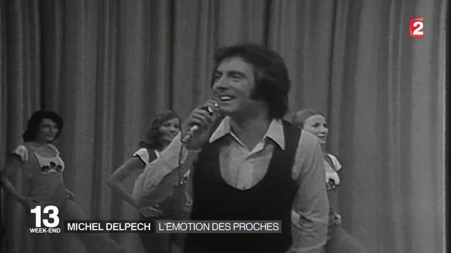 Mort de Michel Delpech : un hommage unanime