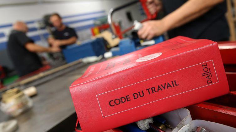 La réforme du Code du travail a été dévoilée jeudi 31 août. Image d'illustration. (MAXPPP)