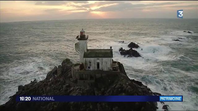 Finistère : deux mois en solitaire dans le phare maudit de Tévennec pour le sauver
