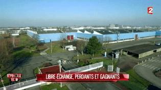 """""""L'ANGLE ECO"""" / FRANCE 2. Libre-échange, perdants et gagnants. 30 mars 2017 (""""L'ANGLE ECO"""" / FRANCE 2)"""