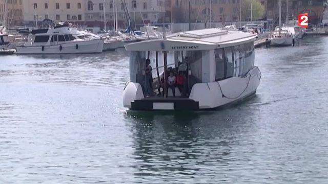 Marseille : le ferry-boat menacé ?