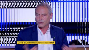 Christian Perronne (FRANCEINFO)