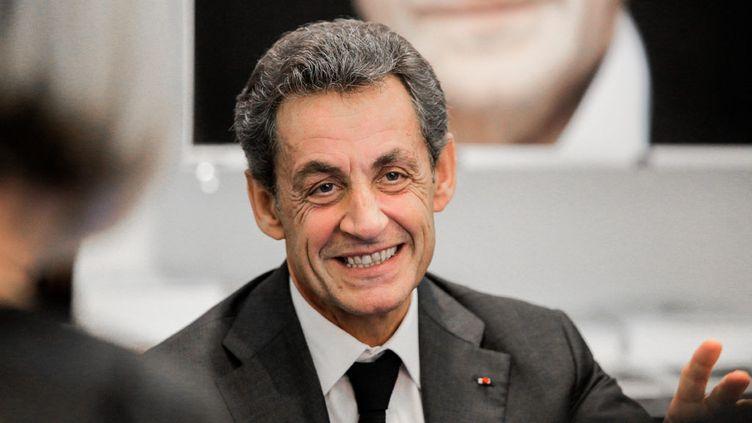 (D'après l'un de ses soutiens, Alain Juppé ne sera pas là non plus pour le discours de Nicolas Sarkozy © MaxPPP)