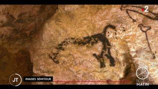Des images en 3D des grottes de Lascaux. (France 2)