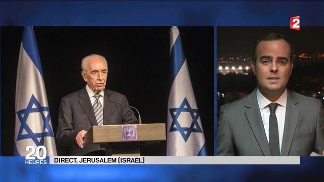 Mort de Shimon Peres : que reste-t-il de ses rêves de paix ?