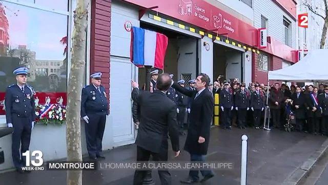 Forte émotion à Montrouge pour l'hommage à Clarissa Jean-Philippe