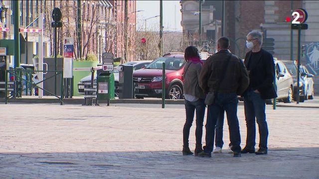 Covid-19 : le taux d'incidence grimpe dans le Pas-de-Calais, malgré les restrictions sanitaires