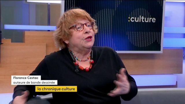 Bande dessinée : Un papa, une maman, le nouvel album de Florence Cestac