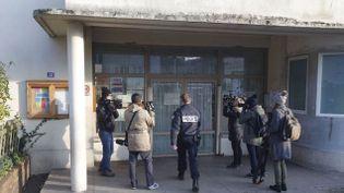 (Un instituteur d'Aubervilliers disait avoir été agressé le 14 décembre dans sa classe (illustration) © AP/SIPA/Michel Euler)