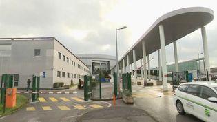 L'agent civil de la défense de 55 ans hospitalisé à Amiens (Somme) et l'enseignant décédé ont bien été admis à l'hôpital de Compiègne (Oise). (FRANCE 2)
