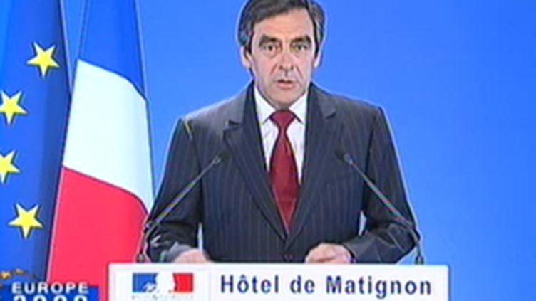 Le Premier ministre François Fillon (archives) (© France)