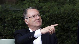 Richard Ferrand, président du groupe La république en marche à l'Asemblée, en juin 2017. (MAXPPP)
