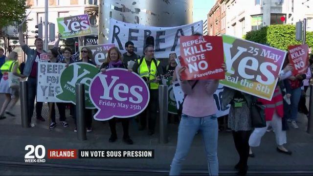 Irlande : un vote sous pression