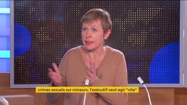 """Crimes sexuels sur mineurs : Dupont-Moretti évoque """"un tournant"""" et souhaite des changements législatifs"""