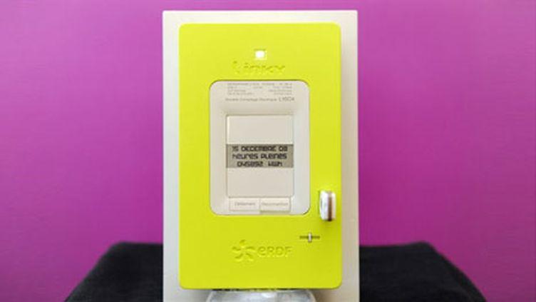 """""""Linky"""", le nouveau compteur électrique """"communicant"""" pour les foyers (AFP - Alain JOCARD)"""