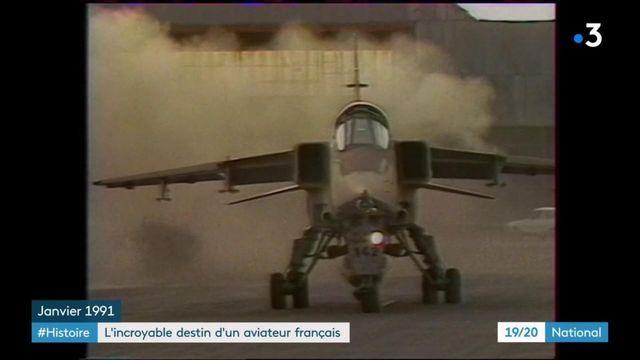 Guerre du Golfe : le capitaine Hummel, héros de l'opération Tempête du désert