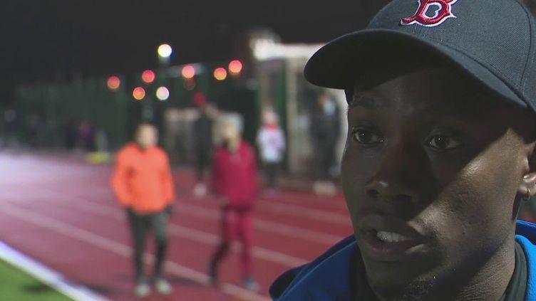 Emploi : à Garges-lès-Gonesse, un programme d'intégration dans le monde du travail par le sport (Capture d'écran France 2)