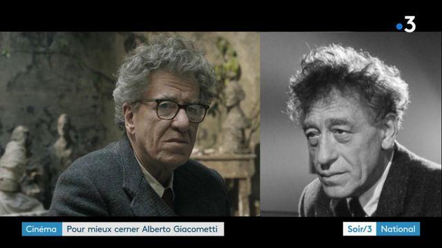 """""""The final portrait"""" pour connaître la part sombre de Giacometti"""