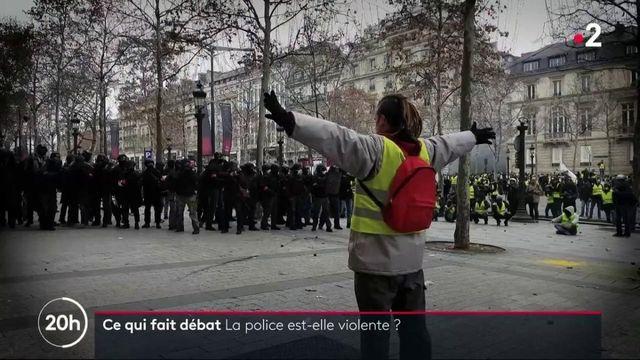 Ce qui fait débat : la police française est-elle violente ?