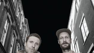 Le duo de Nottingham Sleaford Mods a une nouvelle fois beaucoup à dénoncer. (Rough Trade)