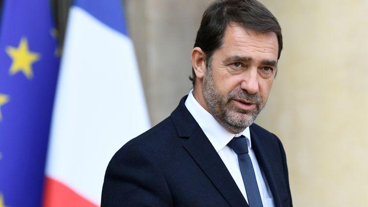 Christophe Castaner. (BERTRAND GUAY / AFP)