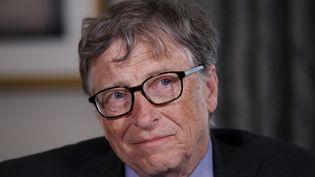 Bill Gates, cofondateur de Microsoft, à New York (Etats-Unis), le 22 février 2016. (SHANNON STAPLETON / REUTERS)