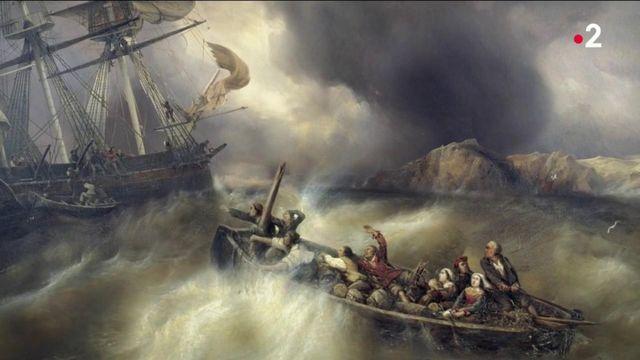 Art : entre naufrage et tempête, à la découverte de l'art romantique