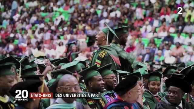 États-Unis : des universités à part pour les étudiants afro-américains