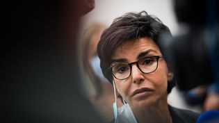 Rachida Dati, le 29 août 2020, à La Baule. (LOIC VENANCE / AFP)