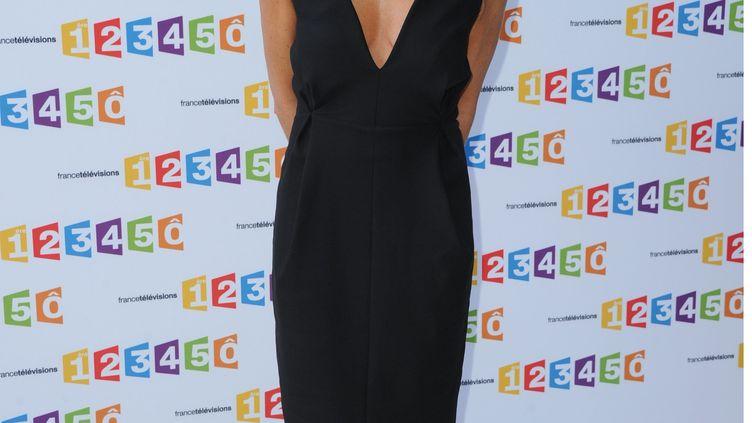 Alessandra Sublet, le 28 août 2012 à Paris. (BENAROCH / SIPA)