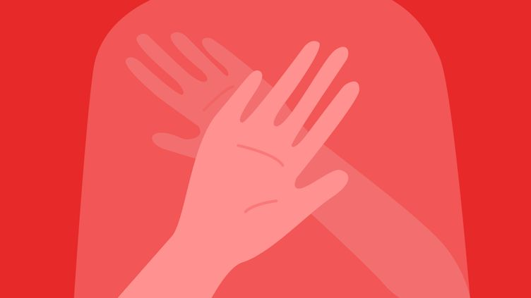 Dans une tribune publiée vendredi 19 juillet 2019 sur franceinfo, des familles et des proches de victimes de féminicide proposent une série de mesures pour lutter contre ce fléau. (AWA SANE / FRANCEINFO)